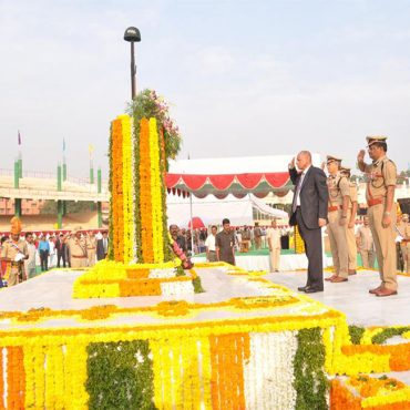 Police Commemoration Day at IGM Stadium