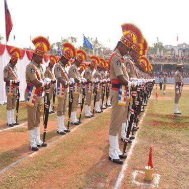 Police Commemoration Day at IGM Stadium