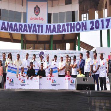 Jio Amaravathi Marathon Program