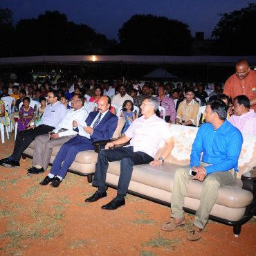 Sri D. Gautam Sawang, IPS, Commissioner of Police participating in Entertainment Programme with Police personnel at CAR Grounds in Vijayawada on 15.08.2017 - 2