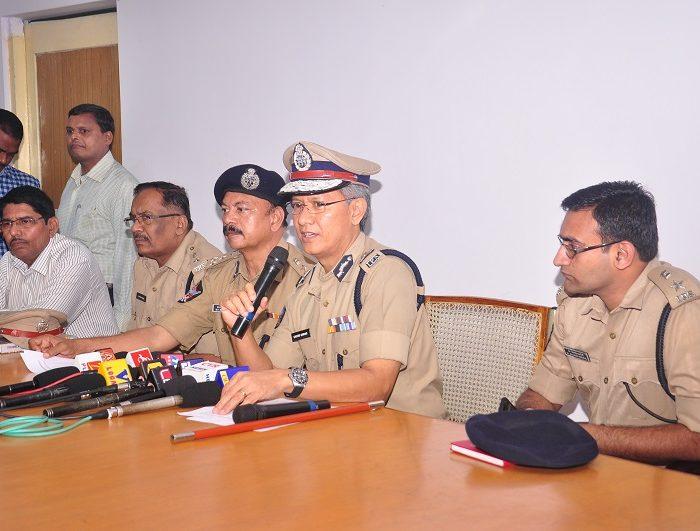 Sri D. Gautam Sawang, IPS, Commissioner of Police, Vijayawada City speaking in Operation Muskan to rescue missing children on 18.07.2017 1