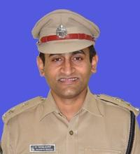 Gaja Rao Bhupal, DCP 1