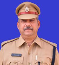Addl.DCP, I/C Deputy Commissioner of Police (L & O) - 2