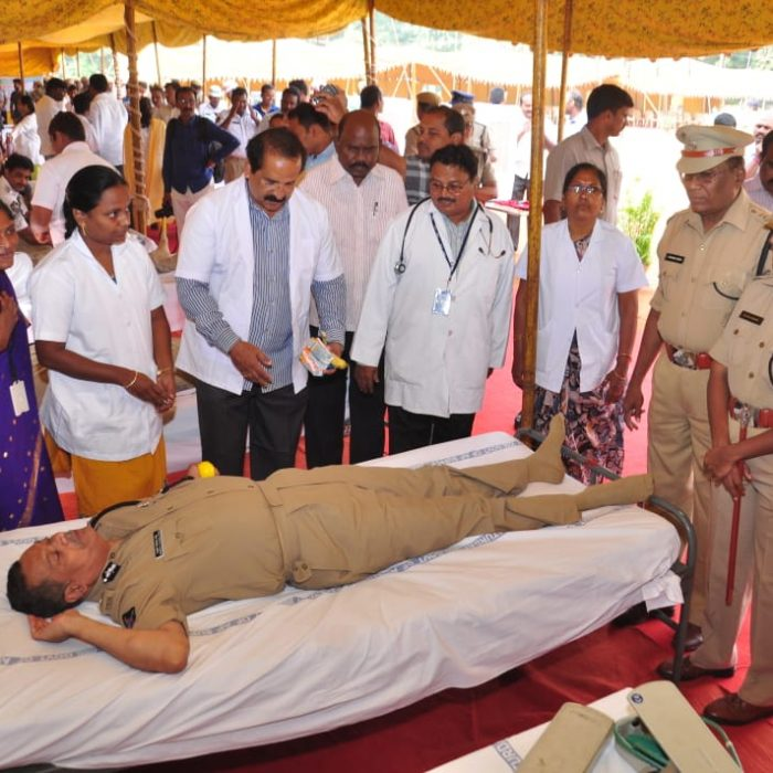 BLOOD DONATION CAMP AT CAR GROUNDS (3)