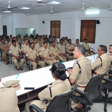 COMPLIMENTARY ASSEMBLY OF POLICE OFFICERS AND STAFF (1)