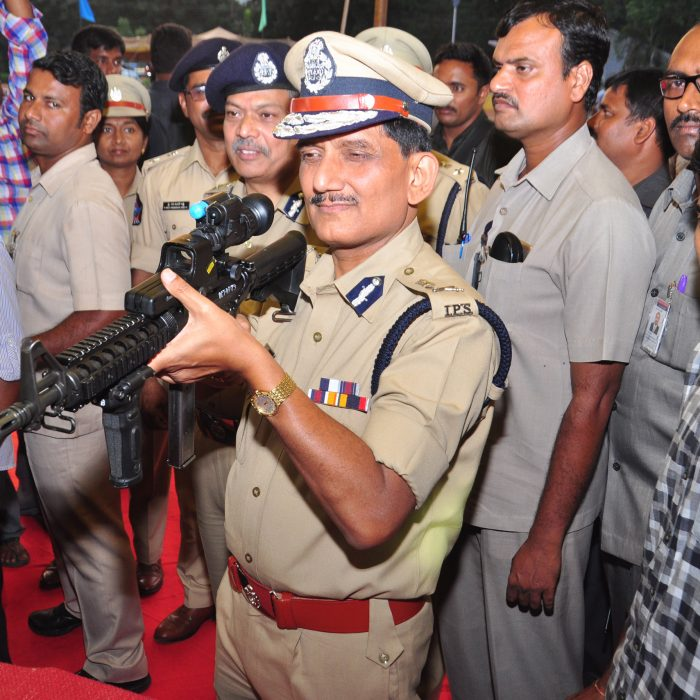 DGP SIR VISIT POLICE COMMEMORATION DAY OPEN HOUSE PROGRAMMES (2)
