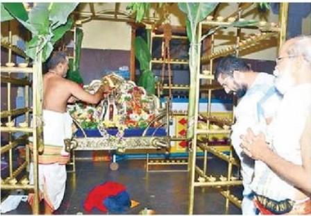 ఇంద్రకీలాద్రిపై కార్తీక మాస వేడుకలు