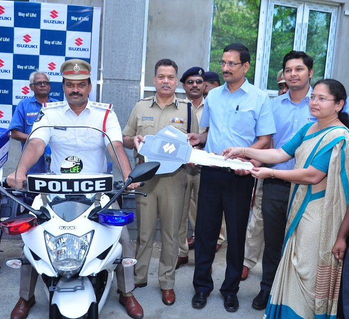 CP SIR, TRAFFIC NEW SUZUKI BIKES OPENING 2