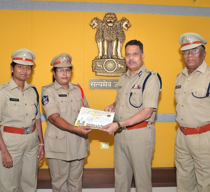 POLICE COMMEMORATION DAY PRIZE DISTRIBUTION FOR STUDENTS AND POLICE 2