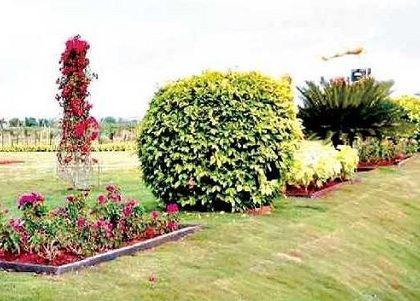 రాజధాని అమరావతిలో మరో బృందావనం