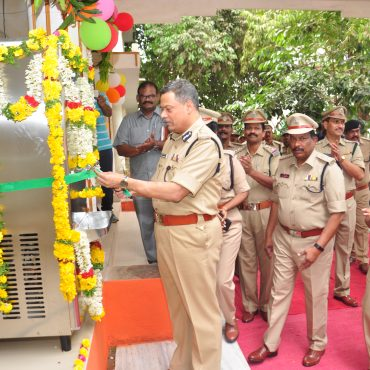 CP SIR OPENED WATER COOLER