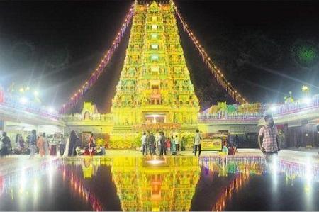 ఇంద్రకీలాద్రిపై నేటి నుంచి శరన్నవరాత్రులు