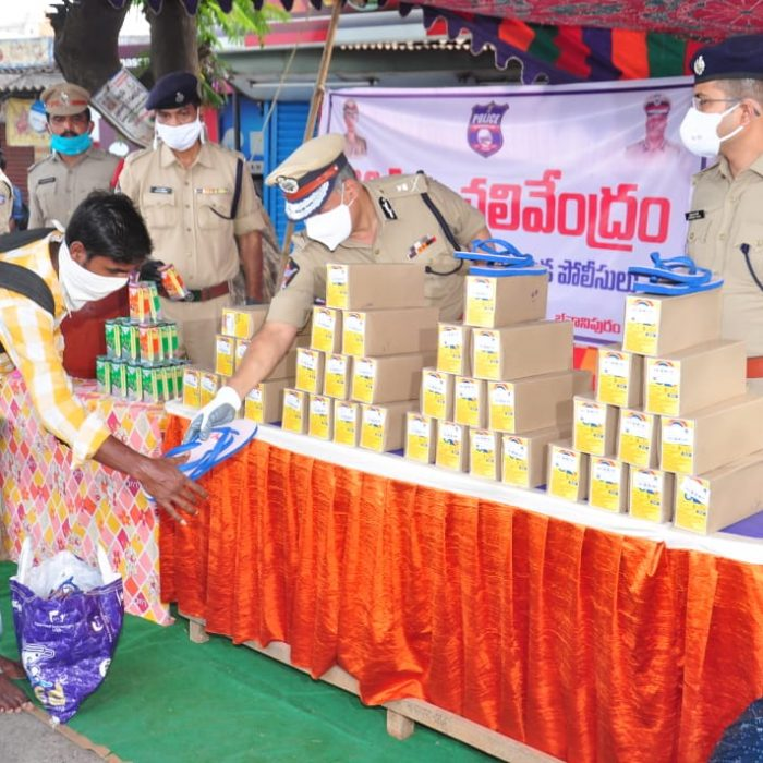 CP SIR, DISTRIBUTION OF REFRESHMENTS AND OTHER ITEMS TO MIGRANT LABORS (1)