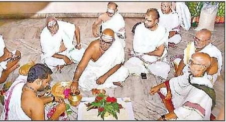 ఇంద్రకీలాద్రిపై పవిత్రోత్సవాలు ప్రారంభం