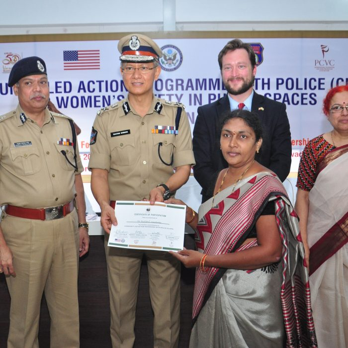CLOSING EVENT FOR COMMUNITY LED ACTION PROGRAM BY POLICE (4)