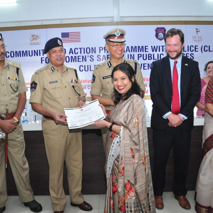 CLOSING EVENT FOR COMMUNITY LED ACTION PROGRAM BY POLICE (5)