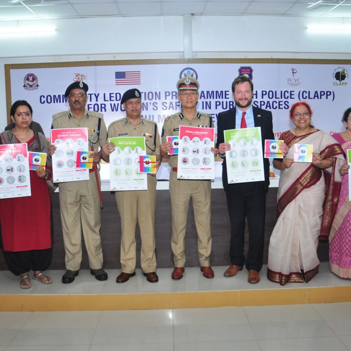 CLOSING EVENT FOR COMMUNITY LED ACTION PROGRAM BY POLICE (7)