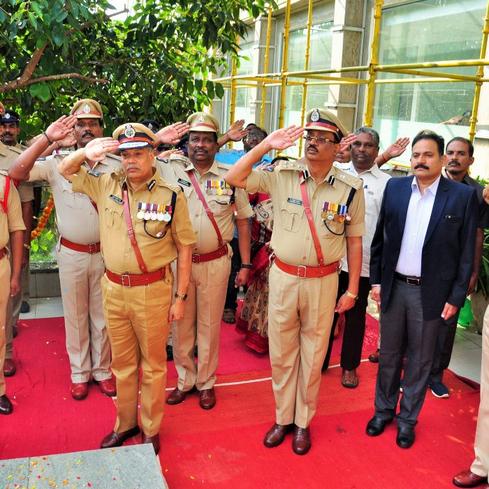 CP SIR, INDEPENDENCE DAY HOIST THE FLAG