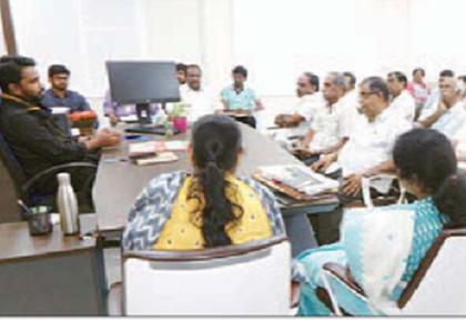 స్వచ్ఛ సర్వేక్షణ్ - 2020 లో ఫస్ట్ ర్యాంకు సాధించాలి
