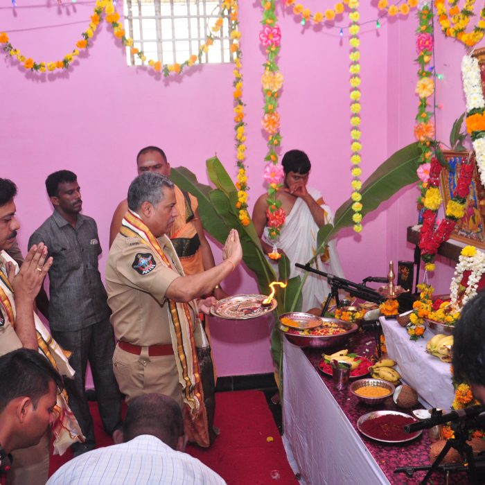 CITY ARMED RESERVED OFFICE AYUDA PUJA (1)