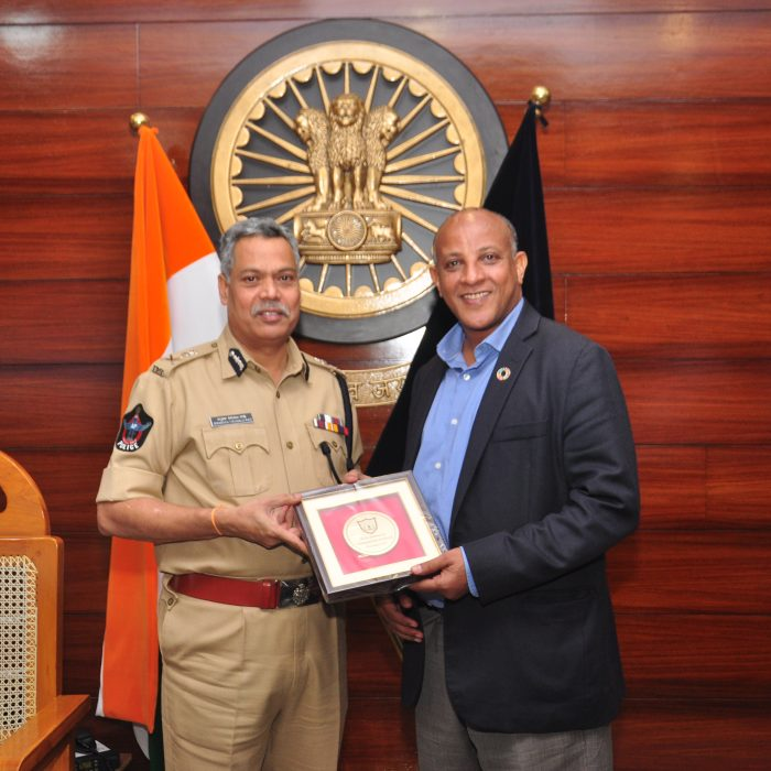 U.N.D.S.S OFFICER WHO MET THE CP SIR, (1)